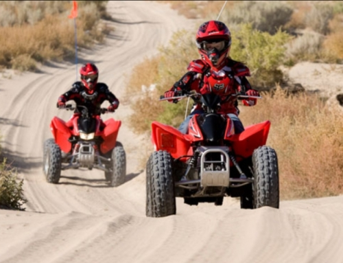 Choosing The Best ATV For Beginners