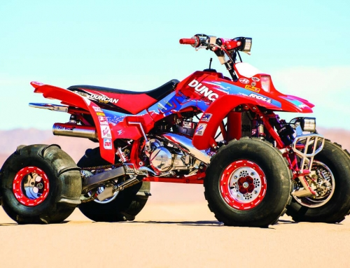Top 10 Sport ATVs of All Time